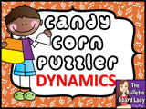 Dynamics Candy Corn Puzzles