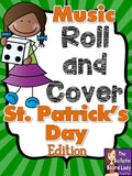 Music Roll and Cover – St. Patrick's Day