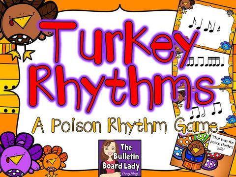Turkey Rhythms - A Poison Rhythm Game