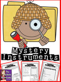 Mystery Instruments