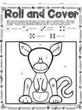 Music Roll and Cover - ANIMALS