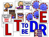 Elect to Be Drug Free Bulletin Board