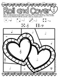 Music Roll and Cover Valentine's Day
