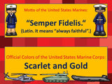 U.S. Marines Bulletin Board