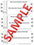 Exit Tickets or Exit Passes for Any Classroom
