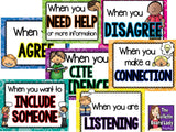 Classroom Conversations/ Discussion Bulletin Board