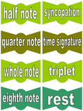 Kite Word Families for Music Class