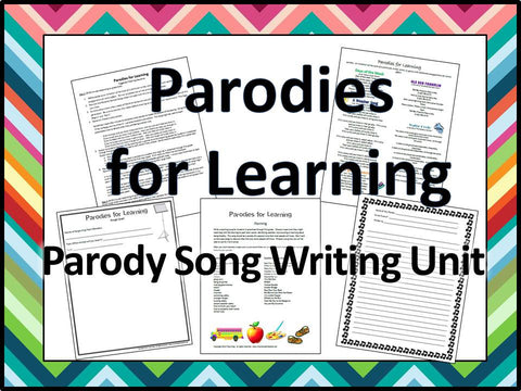 Parodies for Learning