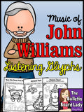 John Williams Listening Glyphs