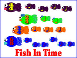 Fish In Time Music Bulletin Board Kit