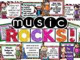 Music ROCKS! Advocacy Bulletin Board