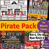 Pirate Decor and More BUNDLE