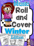 Music Roll and Cover - WINTER