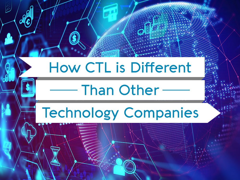 How CTL is Different Than Other Technology Companies