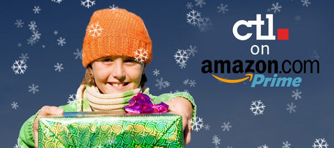 CTL's Amazon Store: Get It in Time with Amazon Prime