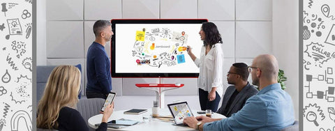 Bring it all together with Google Jamboard, now at CTL