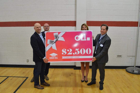 CTL $2500 Honor Roll Grant Winner: Teacher Kala Ott