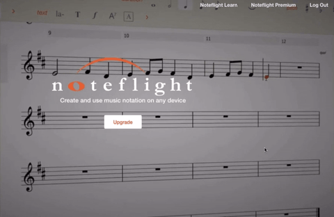 Noteflight Introduction with CTL