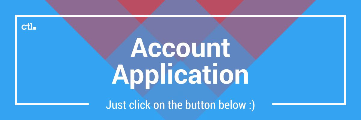CTL Account Application