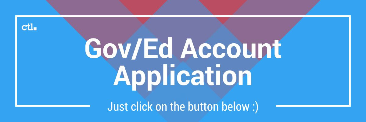 GovEd Account Application