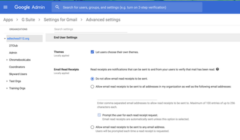 The Google Admin Console: Planning For A Smooth School Year