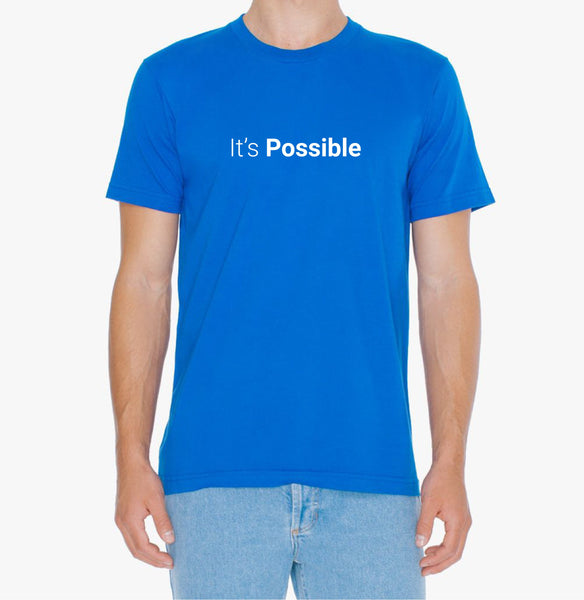 "CTL ""It's Possible with CTL"" Tee Shirt (All shirts are size XL)"