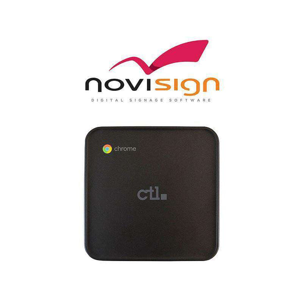 CTL Chromebox CBx1 NoviSign Digital Signage Player