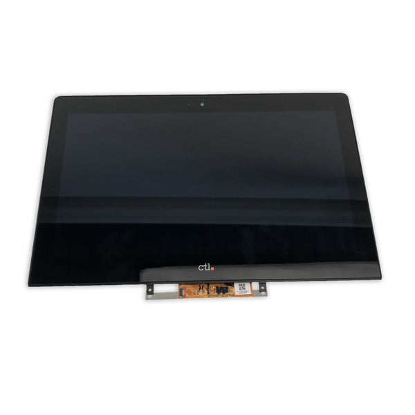 Glass Bezel and LCD Display B Cover for CTL Chromebook J5