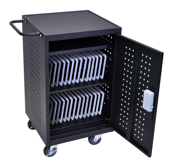Luxor LLTM30-B 30 Unit charging cart