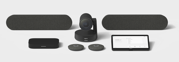 Logitech Large Room Solution for Google Meet