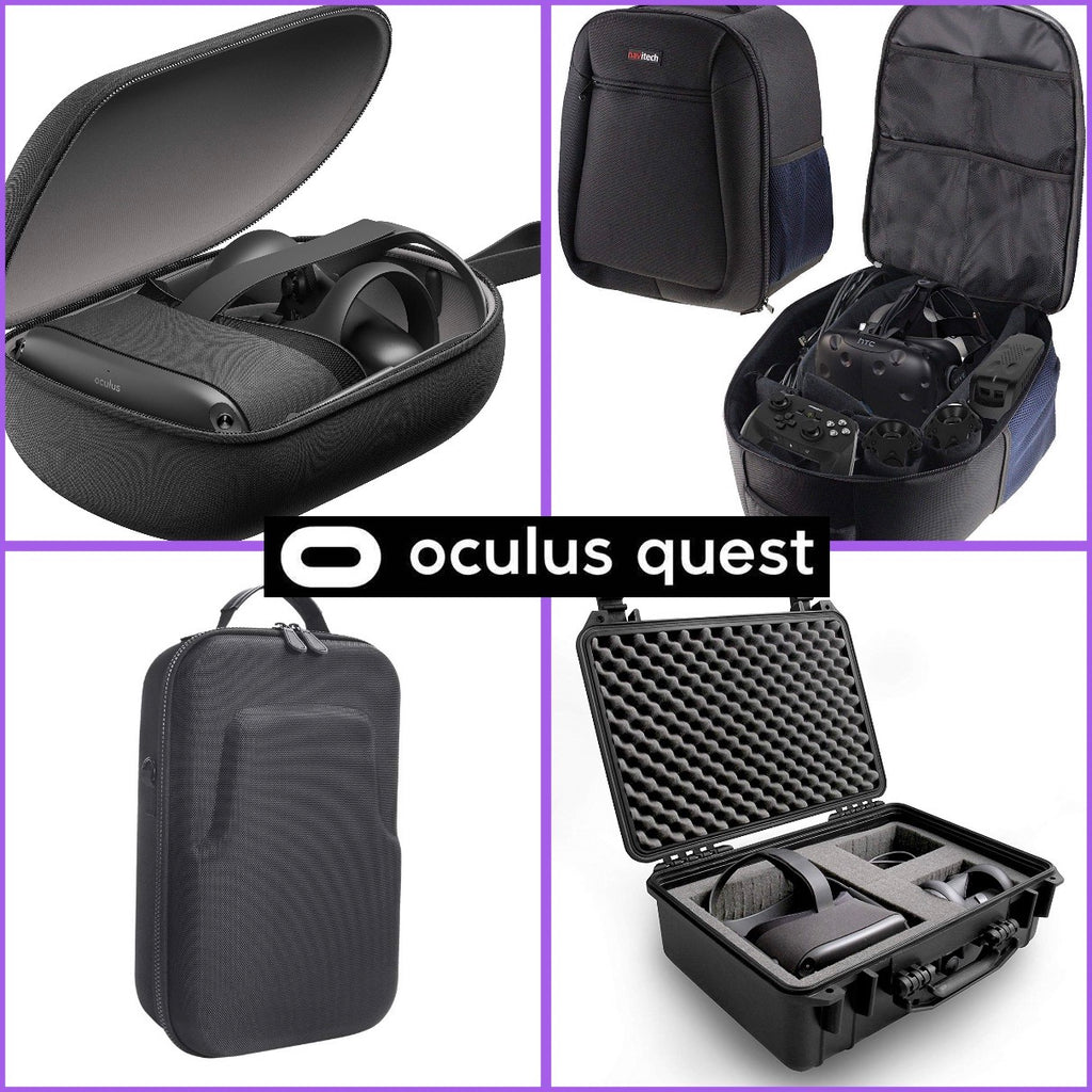 Best Travel Cases for the Oculus Quest