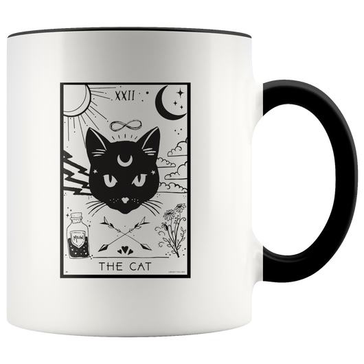 The Cat- Coffee Cup
