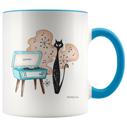 Hip Kitty- Coffee Mug