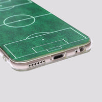 Soccer Field iPhone Case