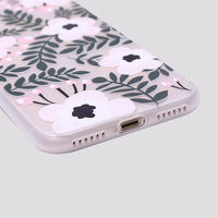 iPhone Love for Spring Silicone Case