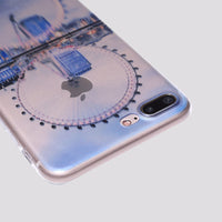 iPhone The London Eye Soft Case