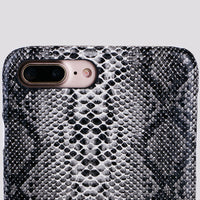 iPhone Sexy Snake Skin Leather Back Cover Shockproof Case