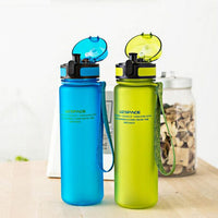 UZSPACE Leak-Proof Water Bottle