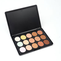 Selene 15 Colors Concealer Kit