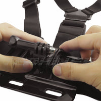 Action Camera Chest Harness