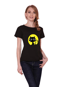 Naughty Black Cat 3D Shirt