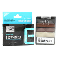 Three-dimensional Natural Eyebrow Powder
