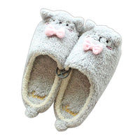 Plush Home Slipper