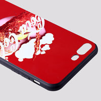 iPhone Coca-Cola Hard Rubber Bumper Case