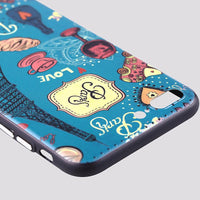 Paris Love iPhone Case