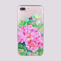 iPhone Beauty of Nature Silicone Case