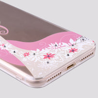 iPhone Blushing Bride Silicone Case