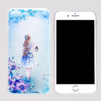 iPhone Little Alice Silicone Case
