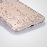 iPhone Techno Clear Case