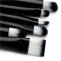 Rebel Black 6-Piece Brush